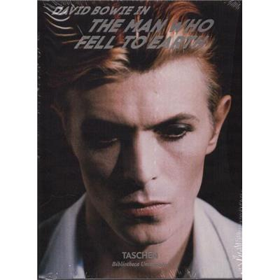 "DAVID BOWIE. The Man who Fell to Earth, "" Bibliotheca Universalis "" - Dirigé par Paul Duncan"