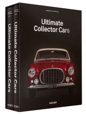 ULTIMATE COLLECTOR CARS - Charlotte et Peter Fiell