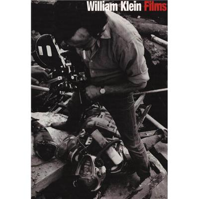 [KLEIN] WILLIAM KLEIN. Films - William Klein et Claire Clouzot