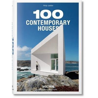 "100 CONTEMPORARY HOUSES, "" Bibliotheca Universalis "" - Philip Jodidio"