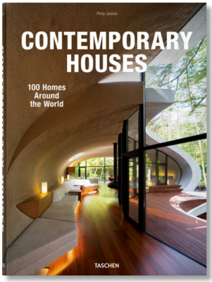 CONTEMPORARY HOUSES. 100 Homes Around ther World - Philip Jodidio