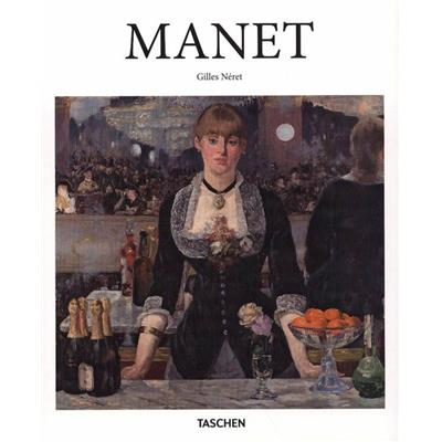 "MANET, "" Basic Arts "" - Gilles Néret"